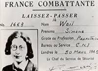 Europa, la cura, e la lezione di Simone Weil. A Roma il 15 con Leggendaria e Via Dogana