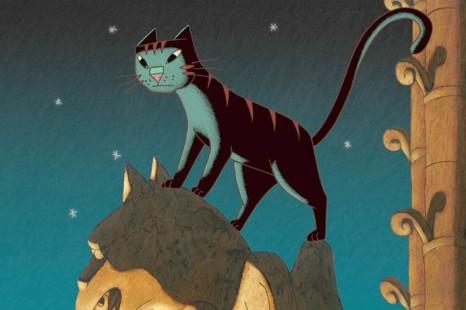 Microcritiche / Un gatto in stile Modì