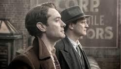 Microcritiche / Colin e Jude, il genio chi è ?