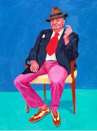 Microcritiche / Paesaggi e ritratti di David Hockney