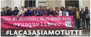 Luoghi di libertà. Incontro nazionale per la Casa delle donne di Roma sabato 13 ottobre