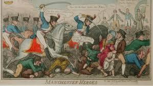 Microcritiche / Suffragio universale e violenza (Manchester, 1819)