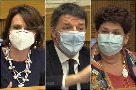 """Le parole spensierate di Renzi sulle """"sue"""" ministre"""