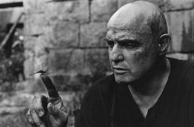 Marlon Brando in Apocalypse Now
