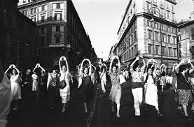 Incontro a Roma: la Carta delle donne, un'autobiografia femminile