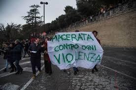 Violenti a Macerata. Non basta una manifestazione