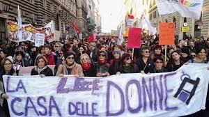"""""""Sulla violenza. Ancora"""" Sabato 10 alla Casa delle donne a Roma"""